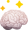 brain stat icon